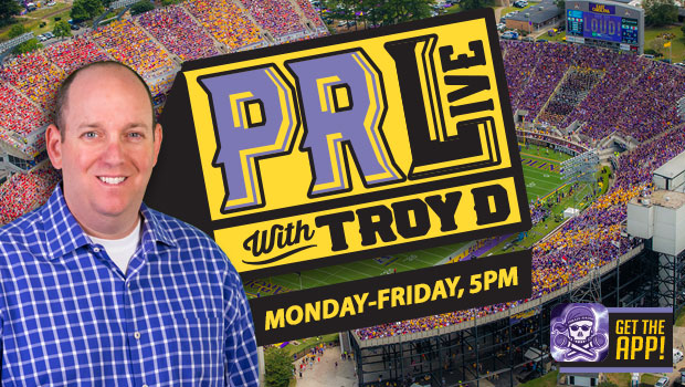 Pirate Radio Live with Troy D